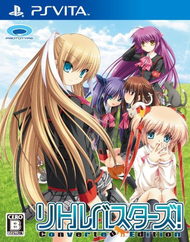 Image for Little Busters! Converted Edition