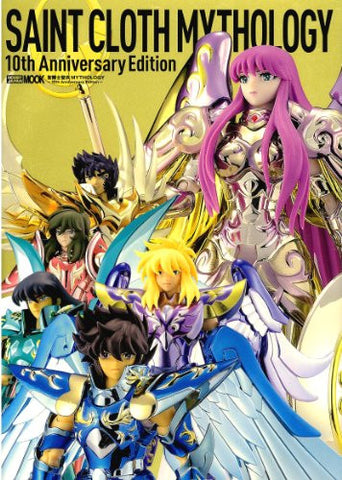 Image for Saint Cloth Mythology [10th Anniversary Edition]