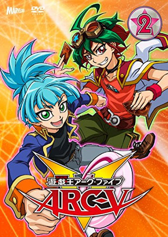 Image for Yu-gi-oh Arc V Turn 2