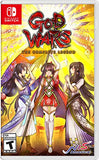 God Wars: The Complete Legend - 1