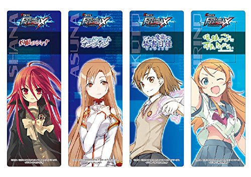 Image 4 for Dengeki Bunko: Fighting Climax Accessory Set