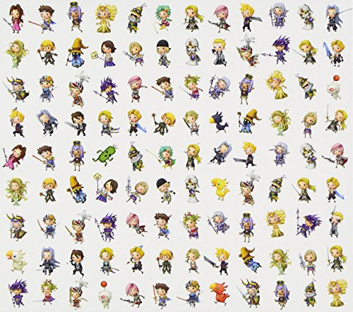 Image 2 for THEATRHYTHM FINAL FANTASY Compilation Album
