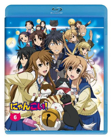 Image for Nyankoi 6 [Blu-ray+CD Limited Edition]
