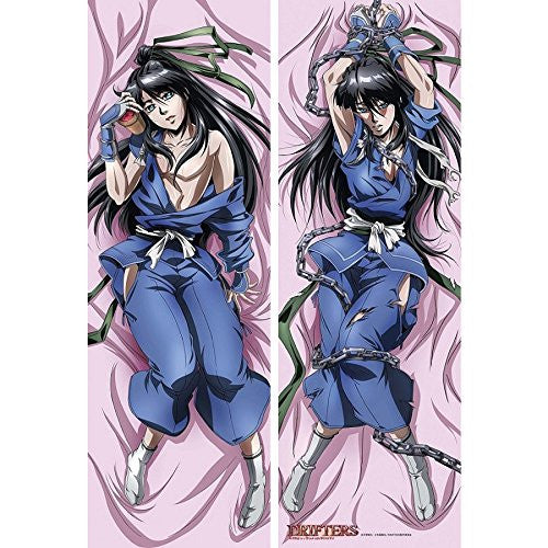 Image 1 for Drifters - Nasu no Yoichi - Dakimakura Cover