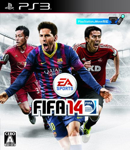 Image 1 for FIFA 14: World Class Soccer