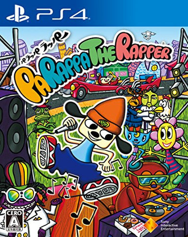 Image for PaRappa The Rapper
