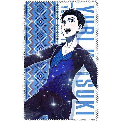 Yuri!!! on Ice - Katsuki Yuuri - Glasses Cleaner - Mini Towel