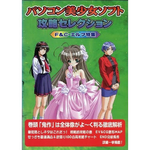 Eroge Pc Moes Videogame Strategy Selection Art Book