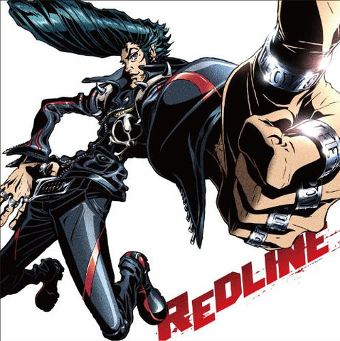 Image for REDLINE Original Soundtrack