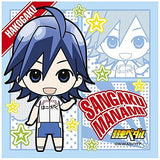 Thumbnail 1 for Yowamushi Pedal - Manami Sangaku - Mini Towel - Scrunchie - Towel (Ensky)