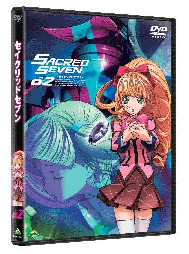Image 1 for Sacred Seven Vol.02