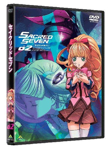 Image for Sacred Seven Vol.02