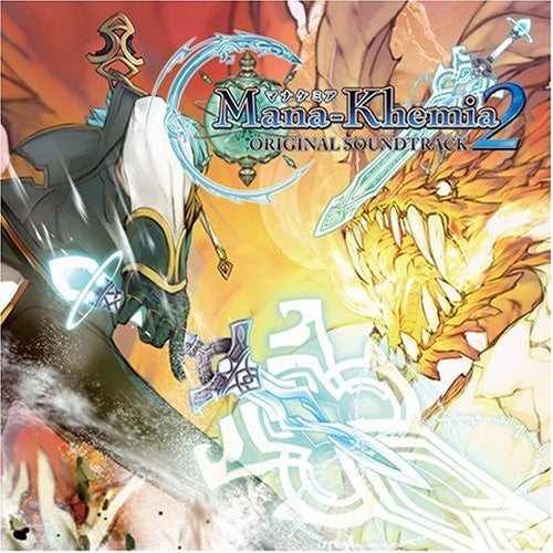 Image 1 for Mana-Khemia 2 Original Soundtrack