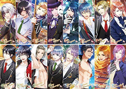 Image 1 for Boyfriend (Kari) - Amane Keito - Chara-Pos Collection - Stick Poster - Boyfriend (Kari) Chara Pos Collection Part.2 (Ensky)