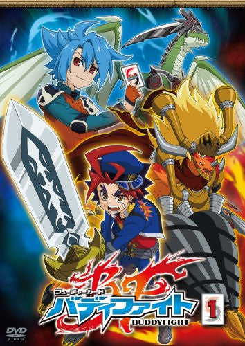 Image 1 for Future Card Buddyfight Vol.1