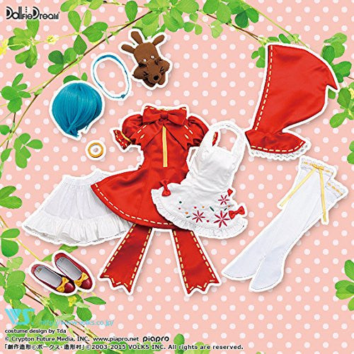Image 5 for Vocaloid - Hatsune Miku - Doll Clothes - Dollfie Dream Character Clothing - Mikuzukin Dress Set - 1/3 (Volks)