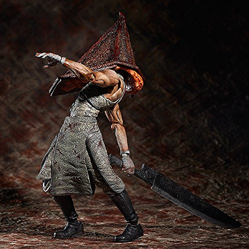 Image 5 for Silent Hill 2 - Red Pyramid Thing - Figma SP-055 (FREEing, Max Factory)