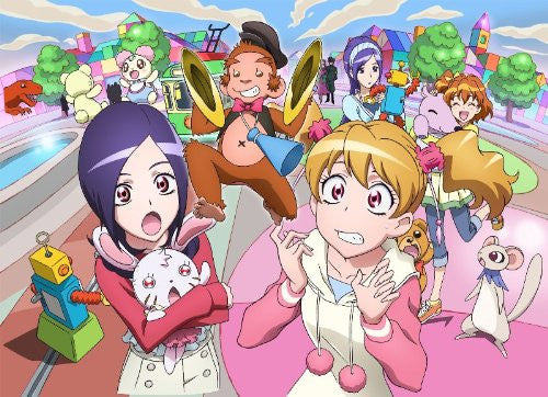 Image 4 for Fresh Pretty Cure Omocha No Kuni Wa Himitsu Ga Ippai [Limited Edition]