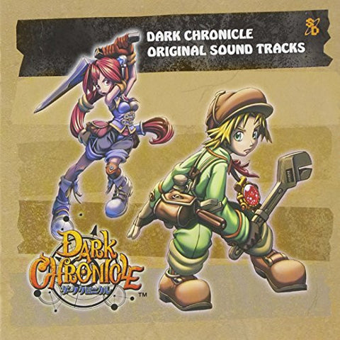 Image for Dark Chronicle Original Sound Tracks