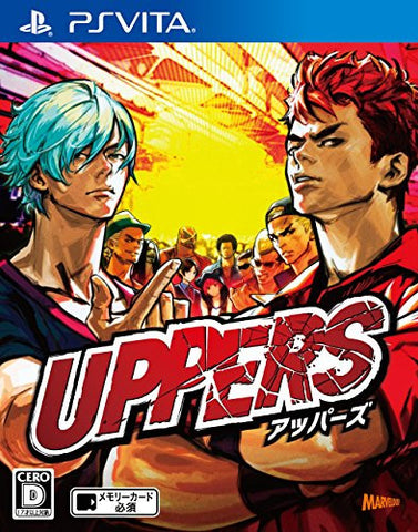 Image for Uppers