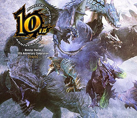 Image for Monster Hunter 10th Anniversary Compilation Album [Tribute]