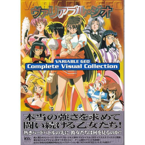 Image for Variable Geo Complete Visual Collection Illustration Art Book
