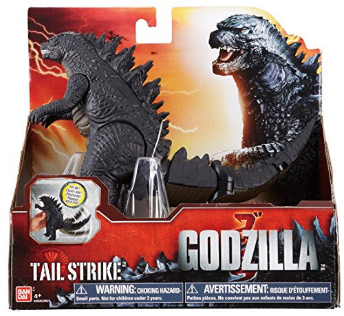 Image 4 for Godzilla (2014) - Gojira - Tail Strike (Bandai)