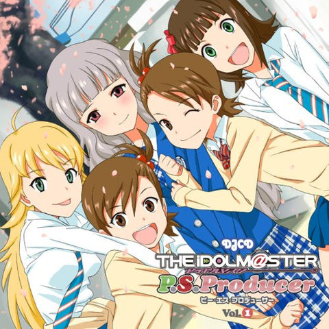 Image for DJCD THE IDOLM@STER P.S.Producer Vol.1