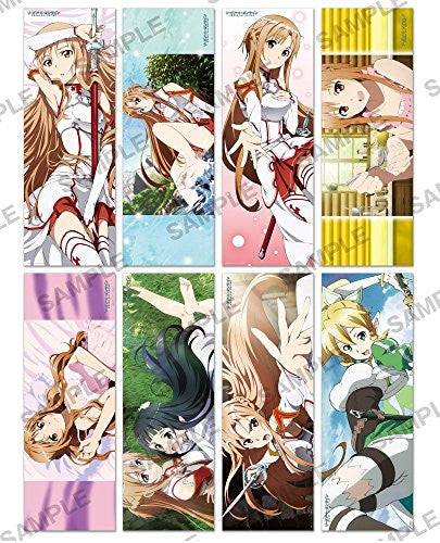 Image 4 for Sword Art Online - Yuuki Asuna - Kirigaya Kazuto - Pos x Pos Collection - Stick Poster - Sword Art Online - Pos x Pos Collection Vol.3 (Media Factory)