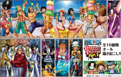 Image 2 for One Piece - Trafalgar Law - One Piece Chara Pos Collection 3 - Stick Poster (Ensky Shueisha Toei Animation)