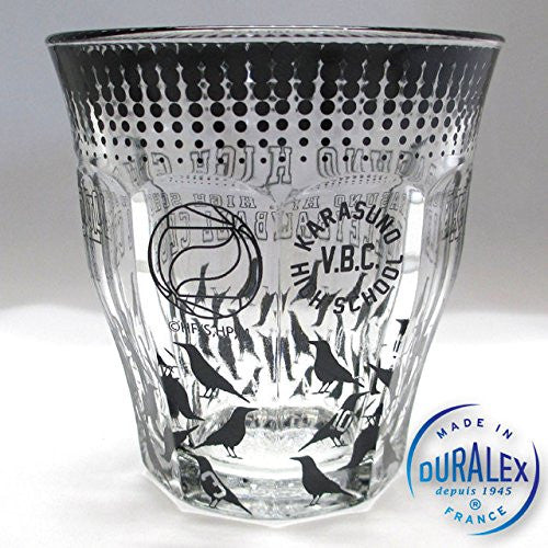 Image 3 for Haikyuu!! - Glass - Crow Design (ACG)
