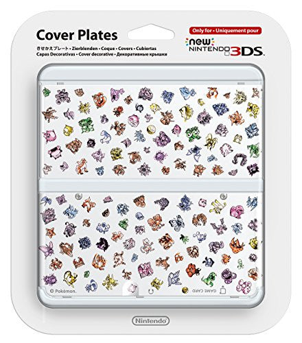 Image 1 for New Nintendo 3DS Cover Plates No.072