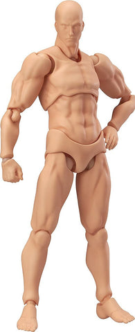Figma #02♂ - Archetype Next : He - Flesh Color ver. - Re-release (Max Factory)