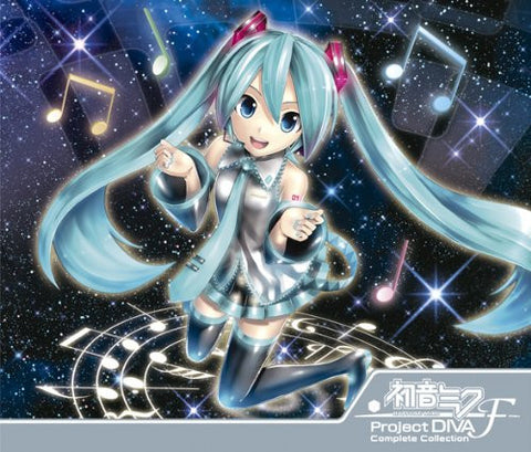 Image for HATSUNE MIKU Project DIVA F Complete Collection