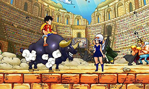 Image 6 for One Piece: Super Grand Battle! X