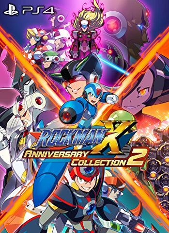 Rockman X Anniversary Collection 2