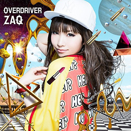 Image 1 for OVERDRIVER / ZAQ [Limited Edition]