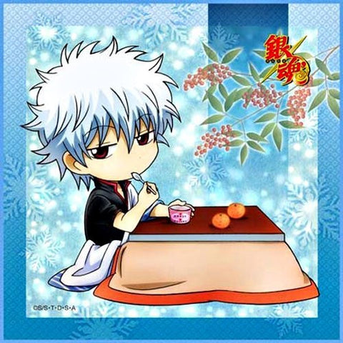 Image for Gintama - Sakata Gintoki - Towel - Mini Towel - winter ver.2 (Broccoli)
