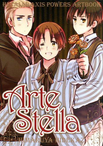 Image 1 for Hetalia Axis Powers   Arte Stella