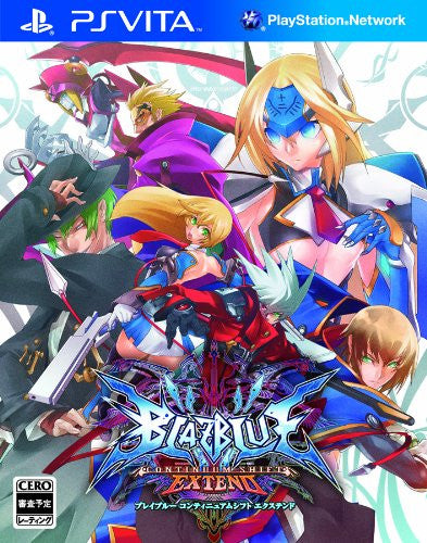 Image 1 for Blazblue: Continuum Shift Extend