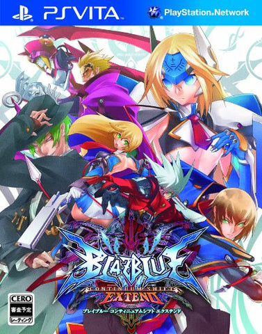 Image for Blazblue: Continuum Shift Extend