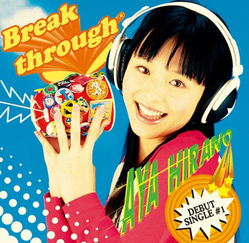 Image 1 for Breakthrough / Aya Hirano