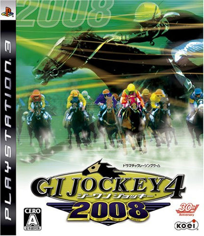 Image for GI Jockey 4 2008