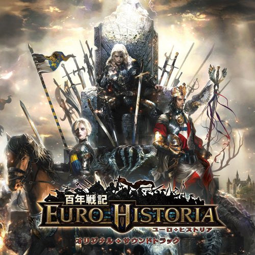 Image 1 for Hyakunen Senki Euro Historia Original Soundtrack