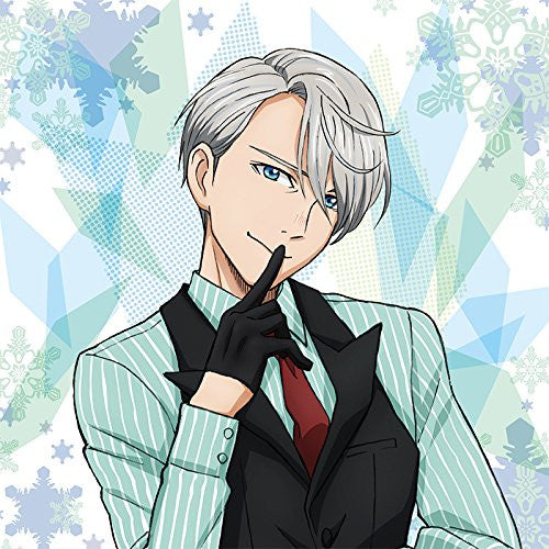 Image 1 for Yuri on Ice - Victor Nikiforov - Twinface Pillow Cover