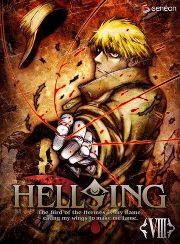 Image for Hellsing VIII [Limited Edition]