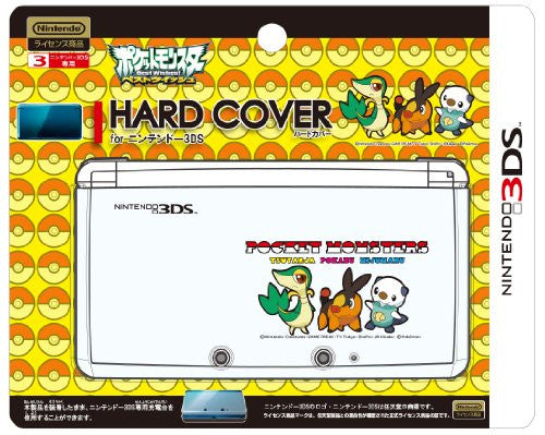 Image 1 for Pocket Monsters Hard Cover for Nintendo 3DS (T.P.M)