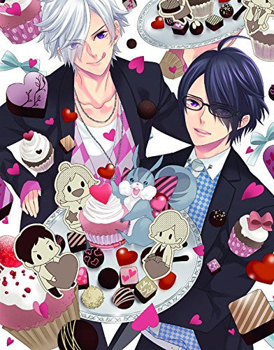 Image 1 for Ova Brothers Conflict Second Volume Honmei [Blu-ray+CD Limited Release]