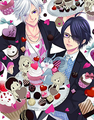 Image for Ova Brothers Conflict Second Volume Honmei [Blu-ray+CD Limited Release]
