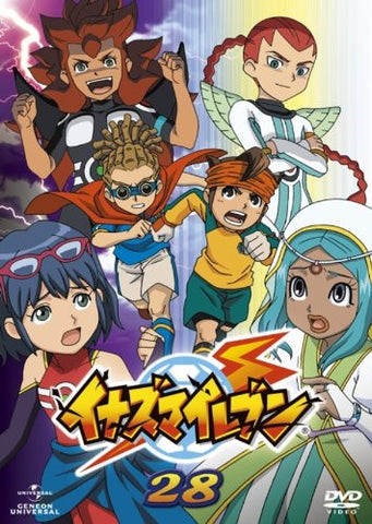 Image for Inazuma Eleven 28